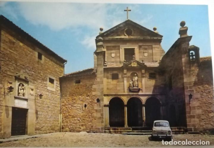 POSTAL DE ÁVILA. IGLESIA DE SAN JOSE (Postales - España - Castilla y León Moderna (desde 1940))