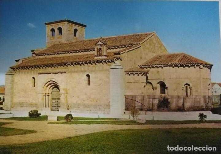 POSTAL DE ÁVILA. IGLESIA DE SAN ANDRES (Postales - España - Castilla y León Moderna (desde 1940))
