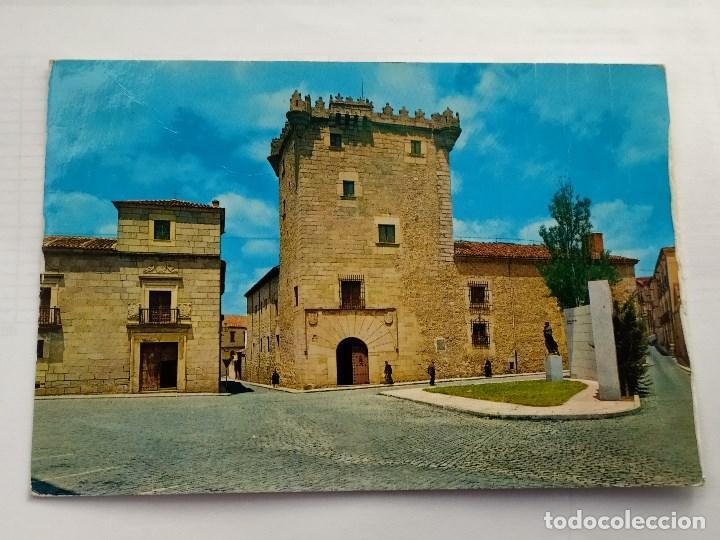 ÁVILA - TORREÓN DE LOS GUZMANES 1969. ALARDE Nº 18. CIRCULADA (Postales - España - Castilla y León Moderna (desde 1940))