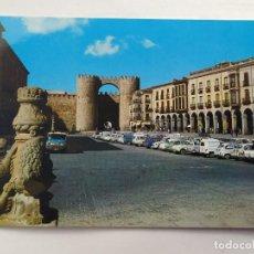 Postales: ÁVILA - PUBLICIDAD - PASTELERÍA MUÑOZ ISELMA. Lote 246040610