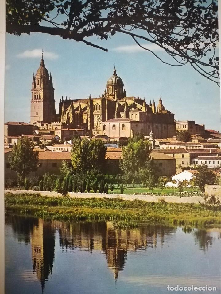 POSTAL DE SALAMANCA (FORMATO GRANDE). (SIN CIRCULAR) (Postales - España - Castilla y León Moderna (desde 1940))