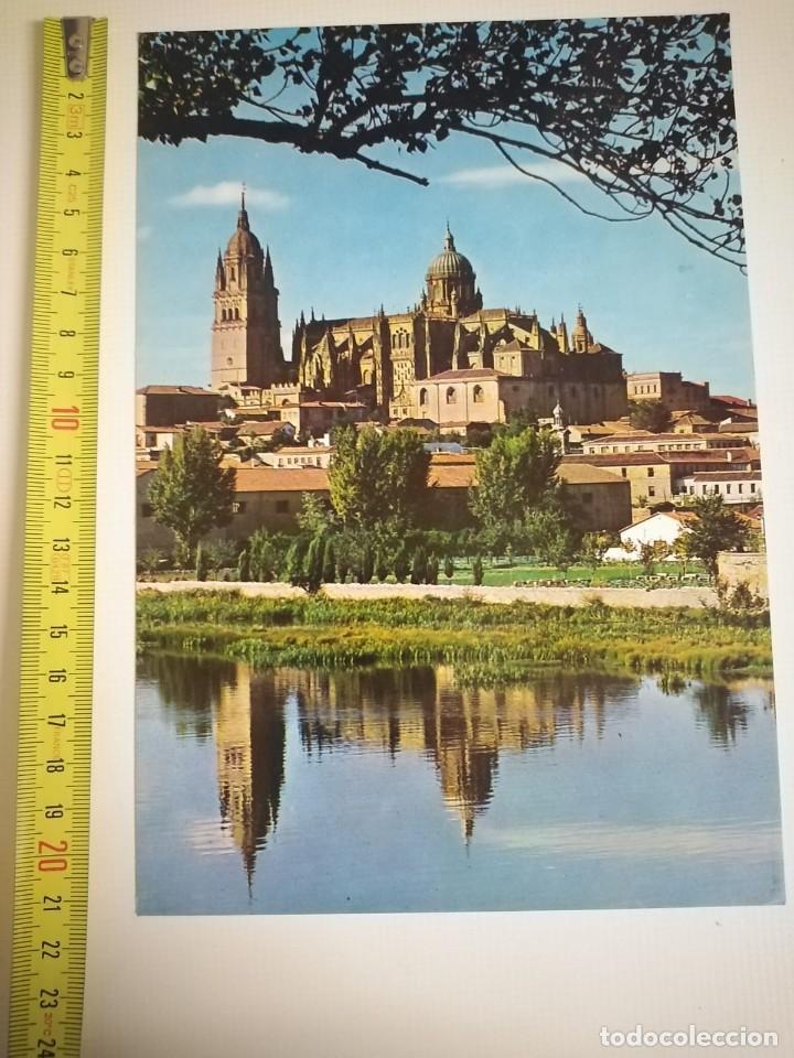 Postales: Postal de Salamanca (formato grande). (Sin circular) - Foto 2 - 246047340