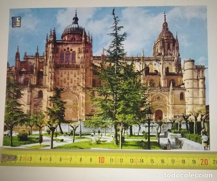 Postales: Postal de Salamanca (formato grande). Sin circular - Foto 2 - 246047850