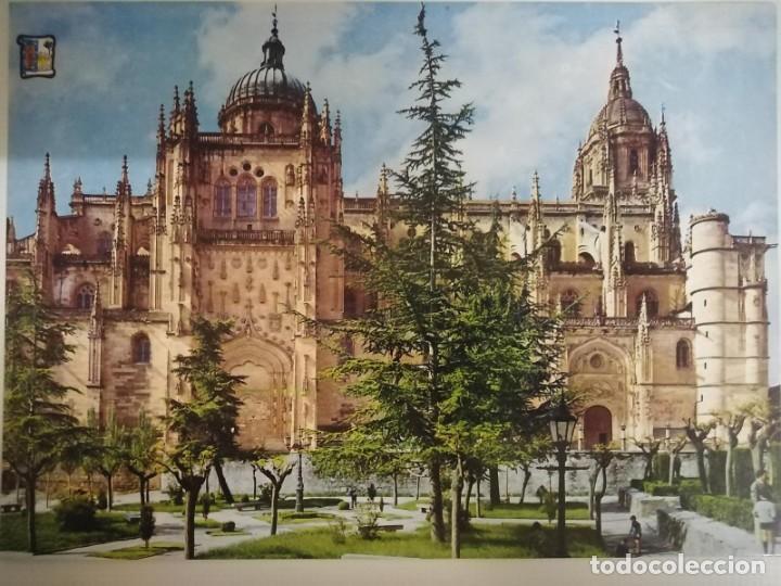 POSTAL DE SALAMANCA (FORMATO GRANDE). SIN CIRCULAR (Postales - España - Castilla y León Moderna (desde 1940))