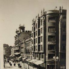 Postales: P-12415. BURGOS. PASEO DEL ESPOLÓN. CIRCULADA. AÑO 1956.. Lote 247582900