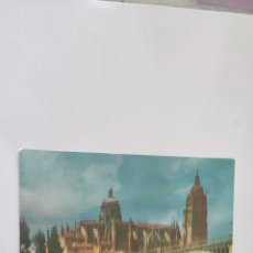Cartoline: POSTAL 61 SALAMANCA CATEDRAL Y RIO TORMES. Lote 247735870