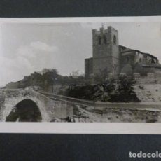 Postales: ARANDA DE DUERO BURGOS POSTAL FOTOGRAFICA SIN AUTOR NI EDITOR. Lote 247913030
