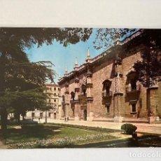 Postales: POSTAL VALLADOLID PALACIO DE SANTA CRUZ. Lote 249347315