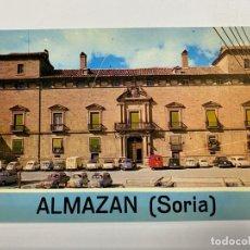 Postales: TARJETA POSTAL. SORIA. ALMAZAN. PALACIO DE LOS CONDES DE ALTAMIRA. F.I.T.E.R. Lote 251143890