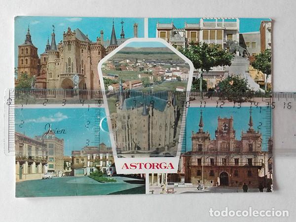 ASTORGA (LEÓN) Nº. 389. EDICIONES PARÍS. (Postales - España - Castilla y León Moderna (desde 1940))