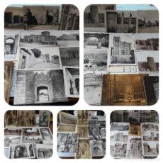 Postales: POSTALES ANTIGUAS DE ÁVILA. ALGUNAS RARAS Y DIFÍCILES DE CONSEGUIR. VENDO EL LOTE COMPLETO.. Lote 252459825