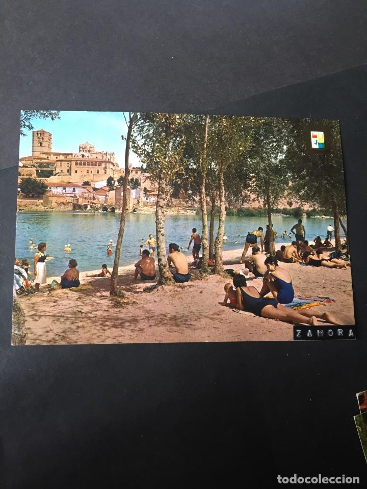 POSTAL DE ZAMORA - PLAYA BENIDORM - BONITAS VISTAS - LA DE LA FOTO VER TODAS MIS POSTALES (Postales - España - Castilla y León Moderna (desde 1940))