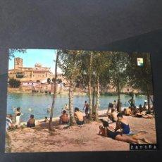 Postales: POSTAL DE ZAMORA - PLAYA BENIDORM - BONITAS VISTAS - LA DE LA FOTO VER TODAS MIS POSTALES. Lote 252747185
