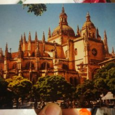 Postales: POSTAL SEGOVIA CATEDRAL N 68 DOMINGUEZ S/C. Lote 252830340