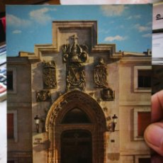 Postales: POSTAL BURGOS CASA DE LA CULTURA PORTADA DEL SIGLO CV N 86 ARRIBAS S/C. Lote 253689025