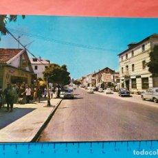 Cartes Postales: SAN RAFAEL - SEGOVIA ( COCHES DE LA EPOCA ) / ( NOV2021CONF). Lote 253952605