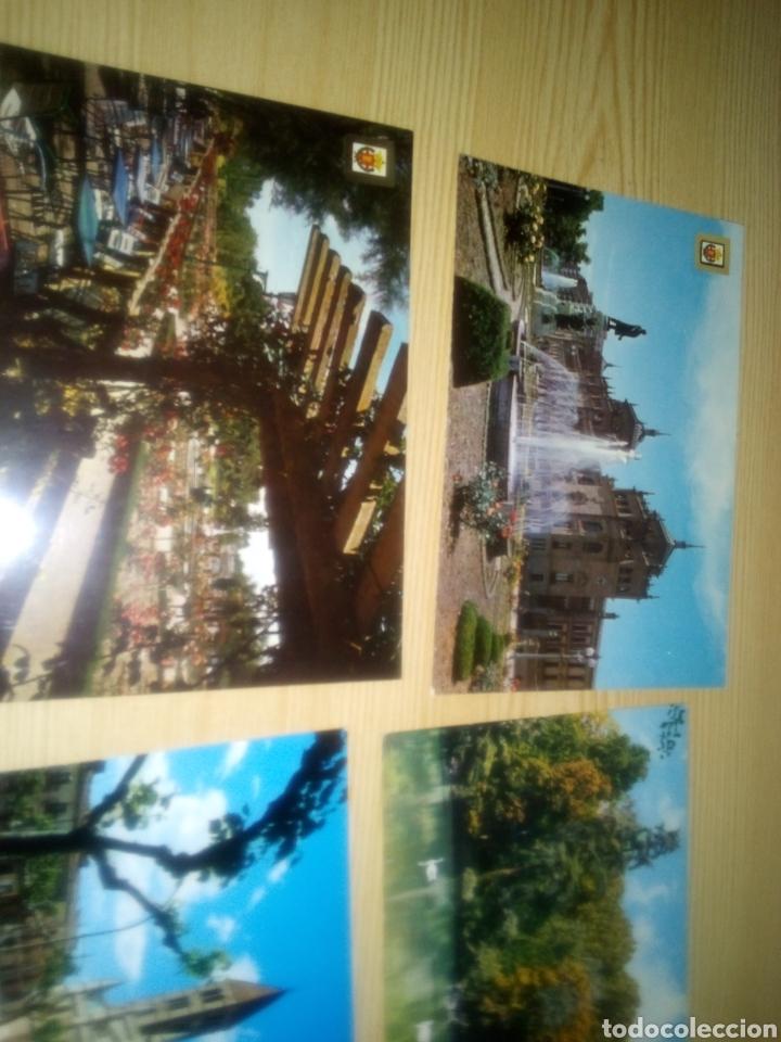 Postales: Lote de 8 postales de Valladolid. Años 60-70 - Foto 2 - 254035725