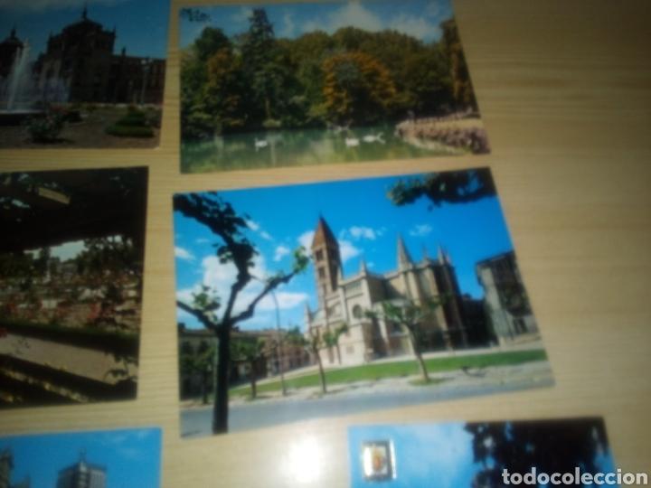 Postales: Lote de 8 postales de Valladolid. Años 60-70 - Foto 3 - 254035725
