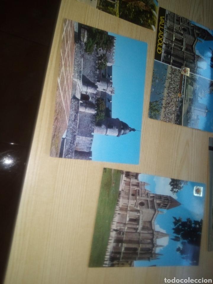 Postales: Lote de 8 postales de Valladolid. Años 60-70 - Foto 5 - 254035725