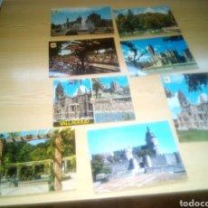 Postales: LOTE DE 8 POSTALES DE VALLADOLID. AÑOS 60-70. Lote 254035725
