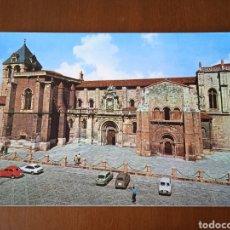 Postales: POSTAL LEON. BASÍLICA DE SAN ISIDORO. SIN CIRCULAR. Lote 254490570
