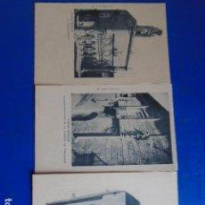 Postales: (PS-64967)LOTE DE 3 POSTALES DE CIUDAD RODRIGO-HAUSER Y MEBNET. Lote 254577510