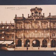 Postales: LOTE 16042021- POSTAL DE SALAMANCA, N.3, AYUNTAMIENTO, ED. L. ROISIN, NO CIRCULADA. Lote 254945130