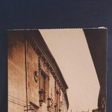 Postales: LOTE 16042021- POSTAL DE SALAMANCA, N.20, CALLE DE BORDADORES Y CASA MUERTES, ED. L. ROISIN, NO CIRC. Lote 254945310