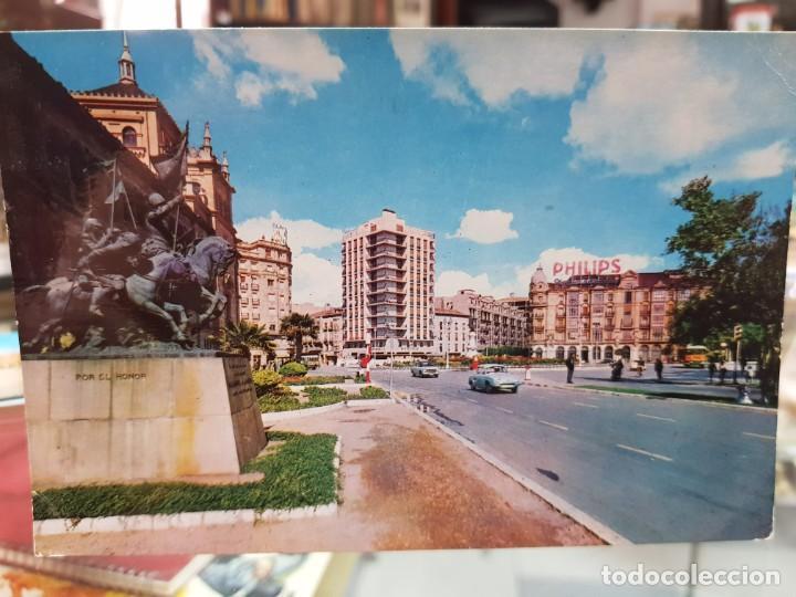 ANTIGUA POSTAL VALLADOLID MESETA SA 10 (Postales - España - Castilla y León Moderna (desde 1940))