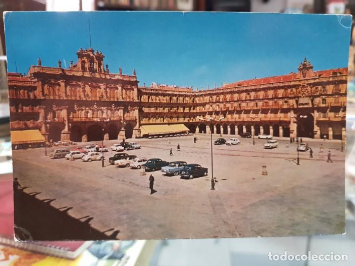ANTIGUA POSTAL SALAMANCA RAKER 5 (Postales - España - Castilla y León Moderna (desde 1940))