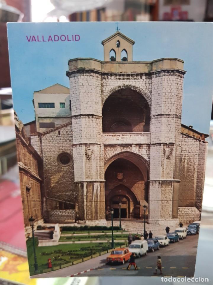 ANTIGUA POSTAL VALLADOLID EDICIONES PARIS 171 (Postales - España - Castilla y León Moderna (desde 1940))