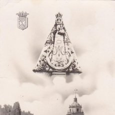 Postales: PALENCIA, POSTAL FOTOGRAFICA DE NTRA. SRA. DEL VALLE DE SALDAÑA. SIN CIRCULAR. Lote 257294370