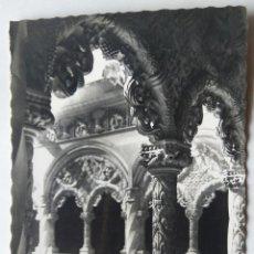 Postales: VALLADOLID MUSEO DE ESCULTURA PATIO COLEGIO SAN GREGORIO. Lote 257396455