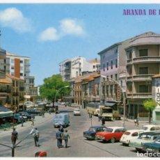 Postales: EM0730 ARANDA DE DUERO PLAZA DE LA VIRGENCILLA 1970 ED PARIS Nº659 SEAT 600 1500 OPEL REKORD SIMCA. Lote 257924240