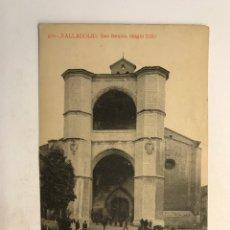 Cartoline: VALLADOLID. POSTAL NO.279, SAN BENITO, SIGLO XIII, FOTOTIPIA THOMAS. JOYAS DE ESPAÑA (H.1920?). Lote 260374335