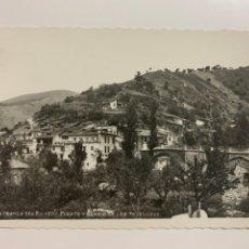 Postales: VILLAFRANCA DEL BIERZO - PUENTE Y BARRIO DE LOS TEJEDORES - Nº 20 ED. ARRIBAS. Lote 260418155