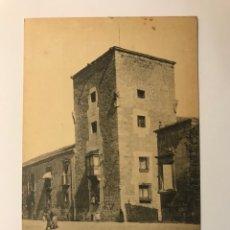 Cartes Postales: ÁVILA, POSTAL ANIMADA, CASA DE ABOIN . EDICION A. MEDRANO, AVILA (H.1920?) S/C. Lote 260618385