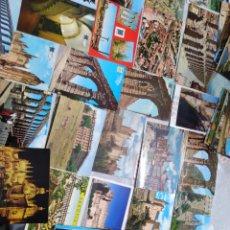 Postales: 90 POSTALES * SEGOVIA Y PROVINCIA * LOTE Nº 27. Lote 260751680