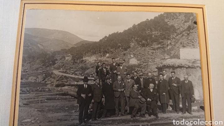 FOTO ÁVILA, VALLE IRUELAS, GREDOS, AÑOS 30,PRECIOSA,GRAN CALIDAD, FOTÓGRAFO MAYORAL (Postales - España - Castilla y León Antigua (hasta 1939))