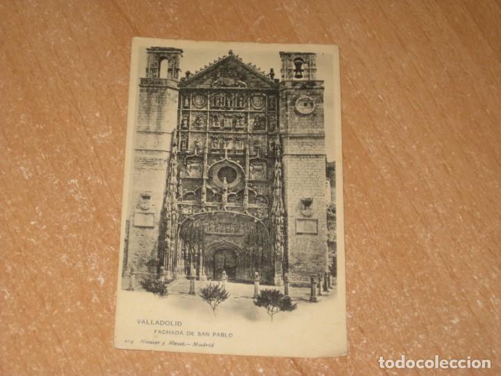 POSTAL DE VALLADOLID (Postales - España - Castilla y León Antigua (hasta 1939))