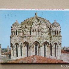 Postales: ZAMORA - 12 POSTALES DE VARIOS ASPECTOS HISTORICOS Y MONUMENTALES - LEER DESCRIPCION.. Lote 261880320