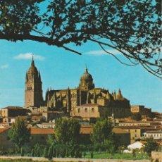 Postales: (2) SALAMANCA. CATEDRAL Y RIO TORMES .. SIN CIRCULAR. Lote 261924595