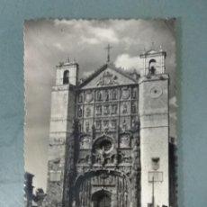 Postales: POSTAL - VALLADOLID 30. IGLESIA DE SAN PABLO.. Lote 261926675