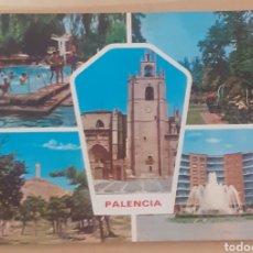 Postales: PALENCIA. Lote 262282525