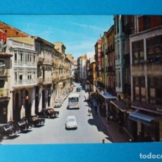 Cartes Postales: POSTAL DE PALENCIA: CALLE MAYOR. Lote 262308735