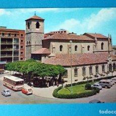 Cartes Postales: POSTAL DE PALENCIA: IGLESIA DE SAN LAZARO. Lote 262309010
