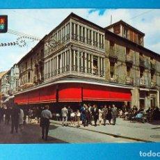 Cartes Postales: POSTAL DE PALENCIA: CALLE MAYOR. Lote 262309155