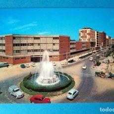 Cartes Postales: POSTAL DE PALENCIA: PLAZA DE ESPAÑA AVDA. REPÚBLICA ARGENTINA. Lote 262309320