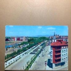Postales: POSTAL LEÓN. AVDA. DE LA FACULTAD. AÑOS 60. Lote 262650105