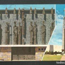 Cartes Postales: POSTAL CIRCULADA LEON 31 SANTUARIO DE LA VIRGEN DEL CAMINO EDITA GARCIA GARRABELLA. Lote 262809870